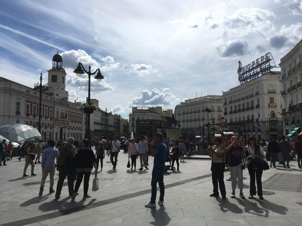 Sights and attractions in Madrid