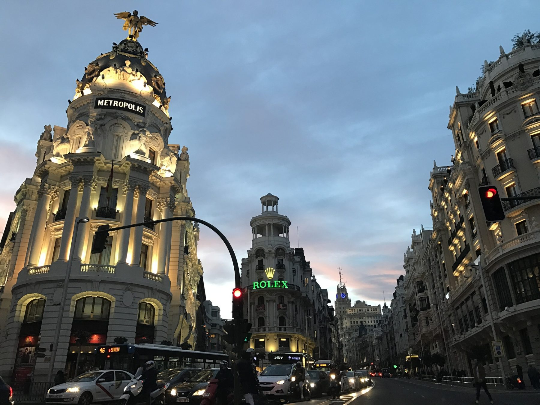 Where to stay in Madrid for travelers
