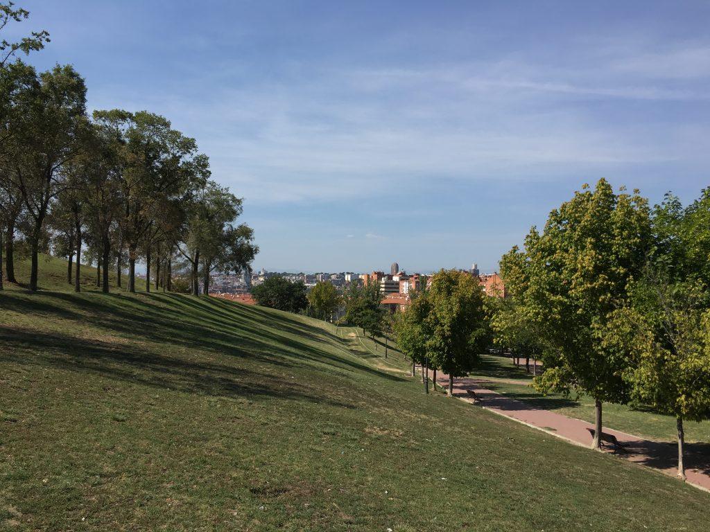 Parks in Madrid