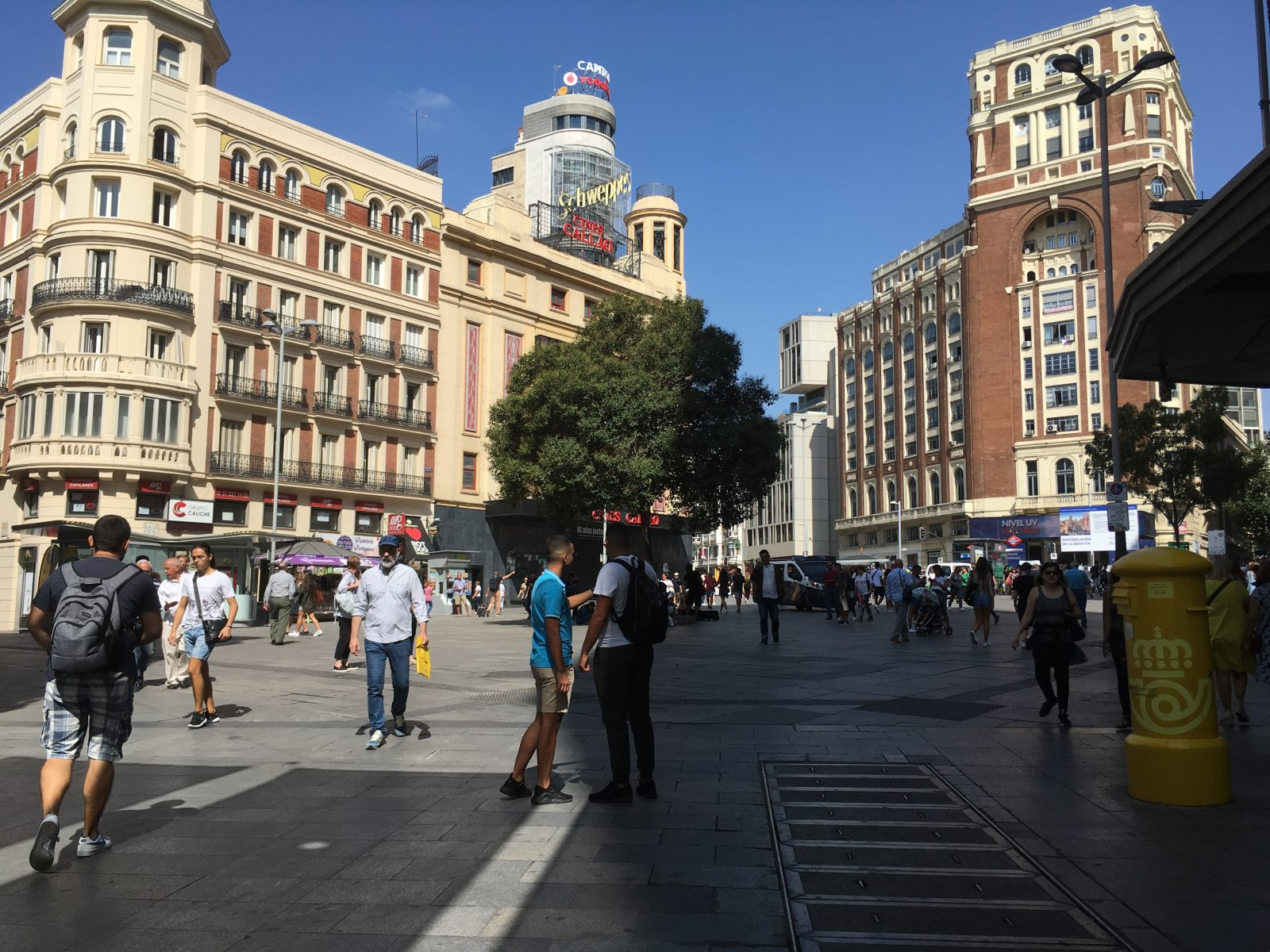 Guide to shopping in Madrid
