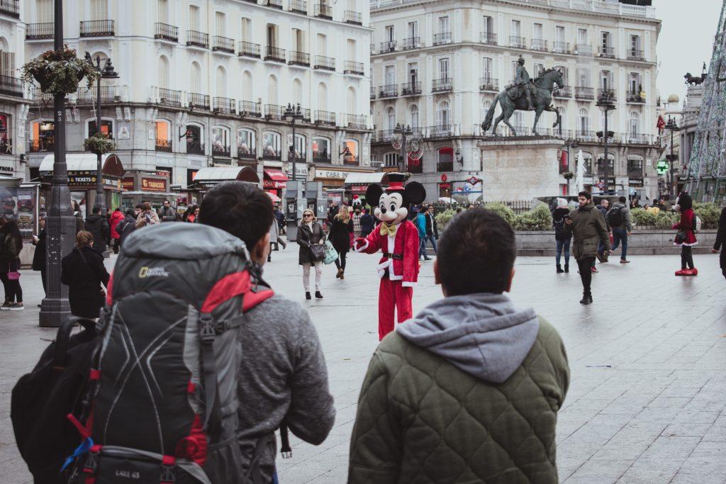 Centre of Madrid