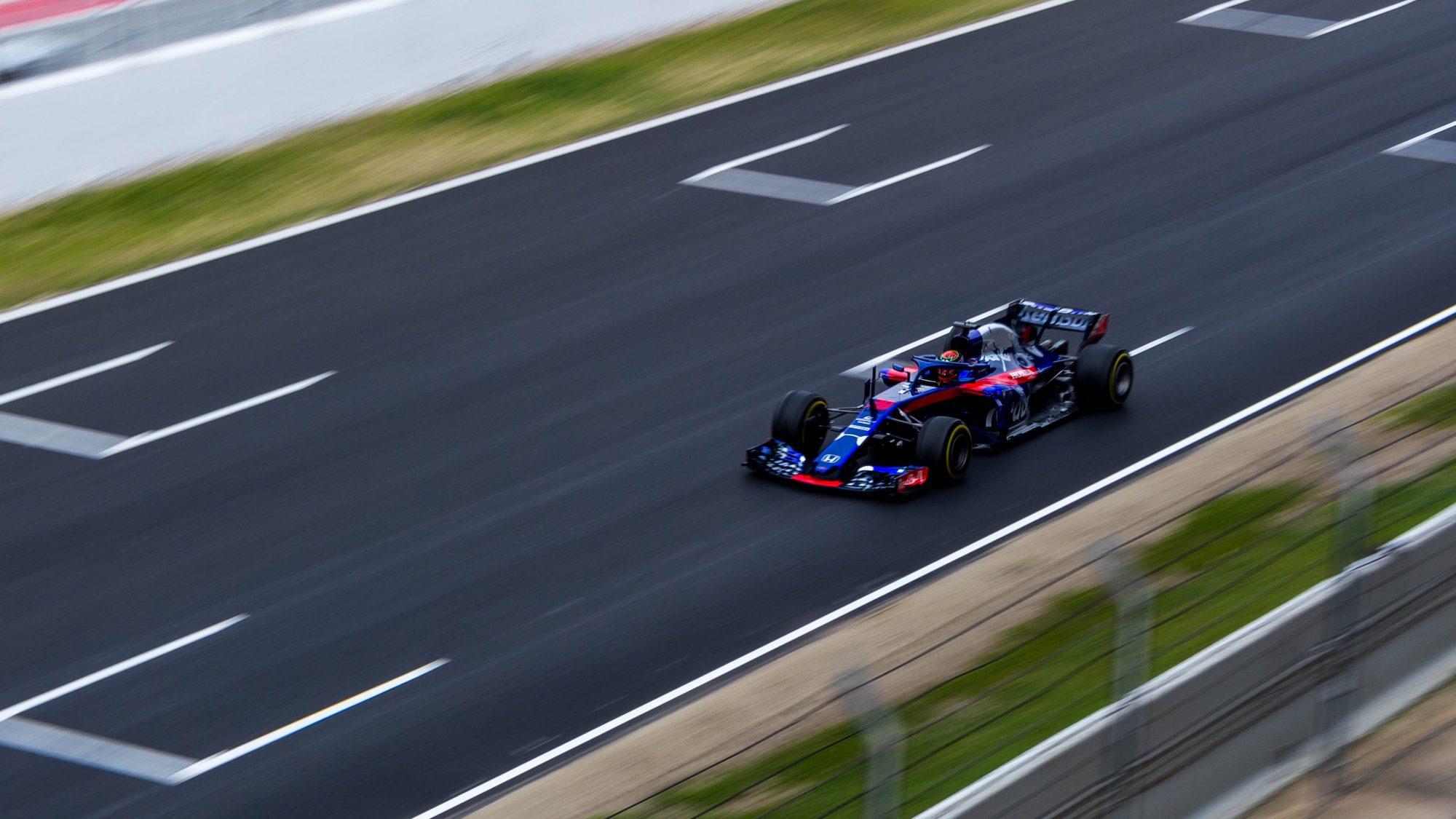 Watch Formula 1 live in Spain
