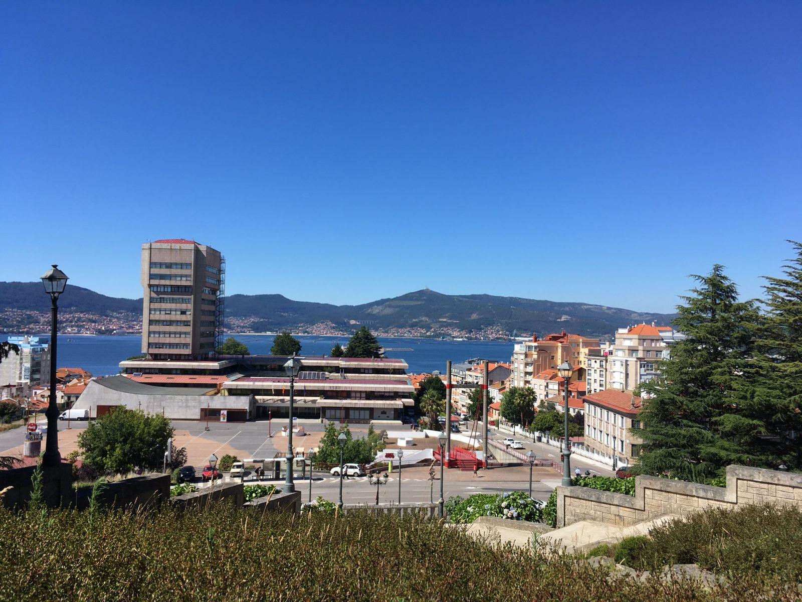 Find the best hotel in Vigo