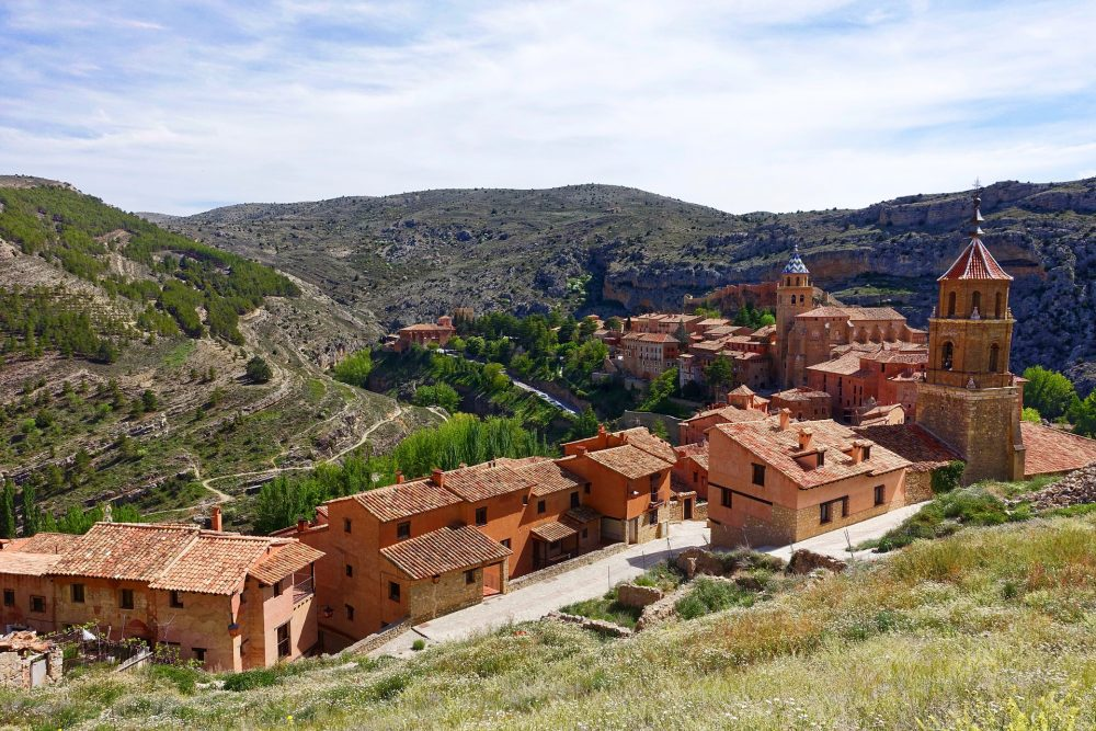 Albarracin is a great place to visit