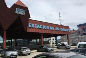 Vigo bus station