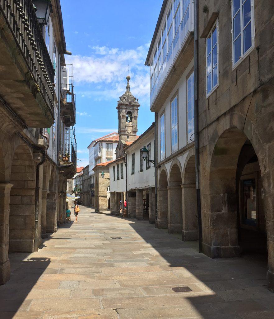 Santiago de Compostela accommodation
