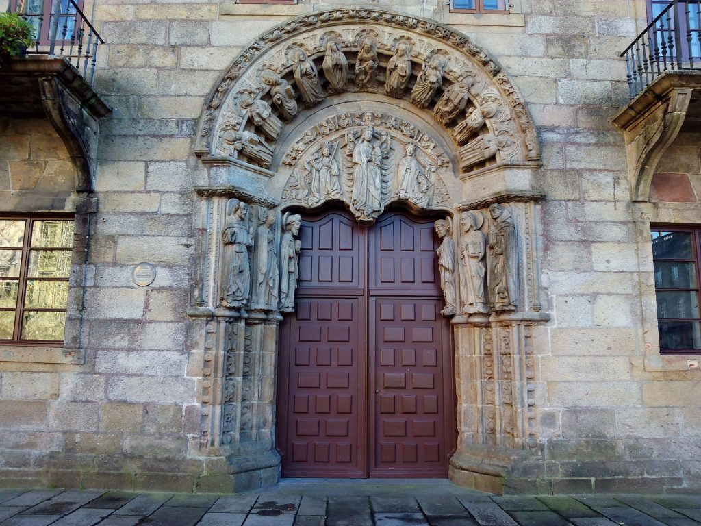 Colegio en Santiago de Compostela