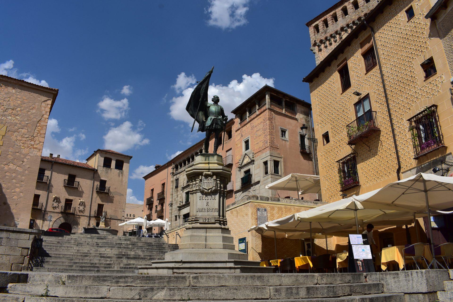 Attractions in Segovia