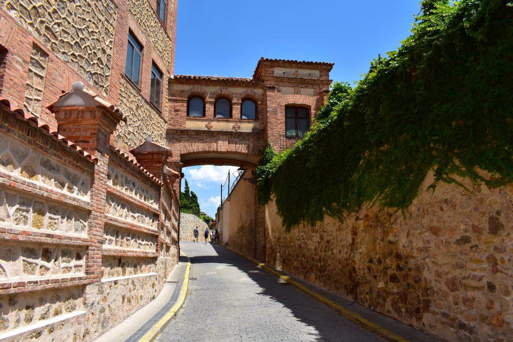 Segovia walls