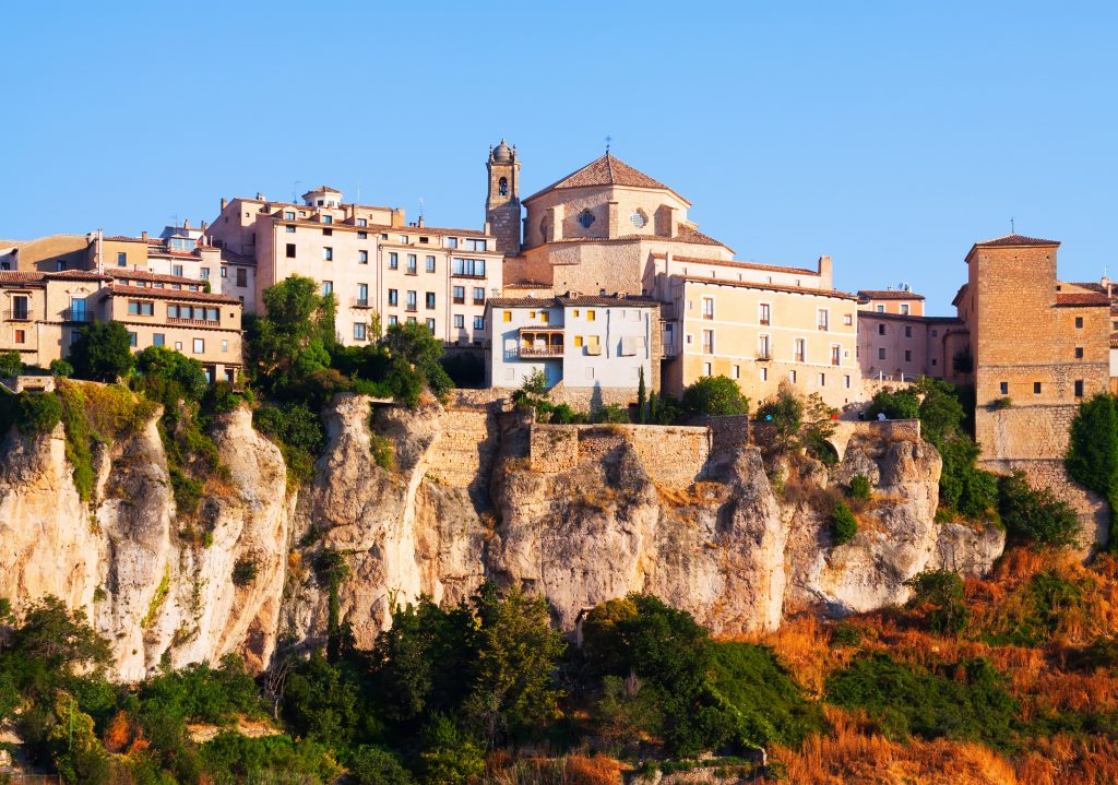 Sights and attractions in Cuenca