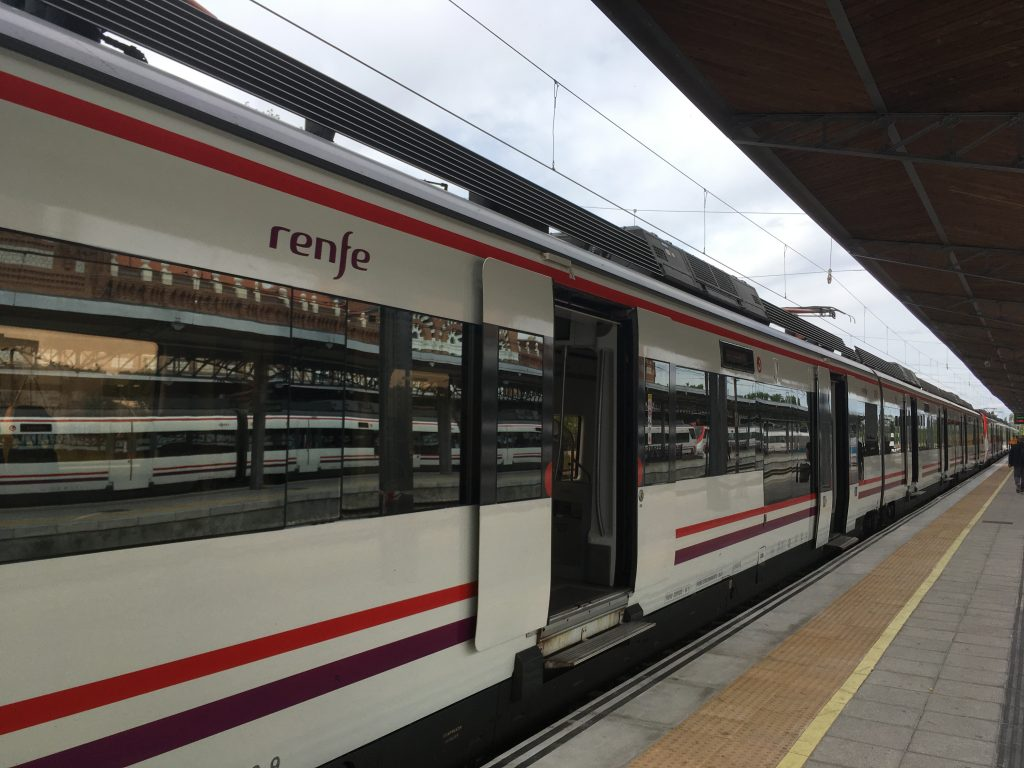 Renfe Cercanías Madrid