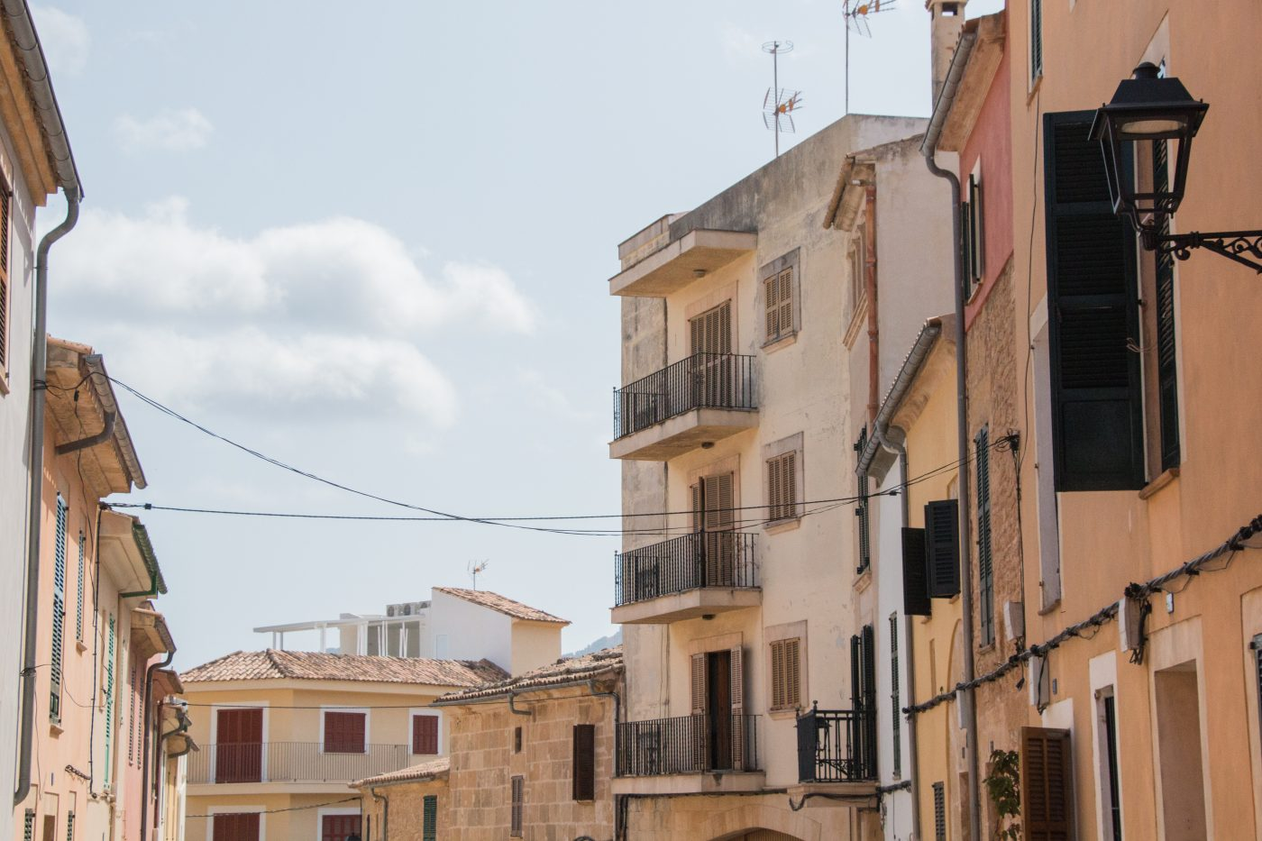 How to find an apartment in Spain