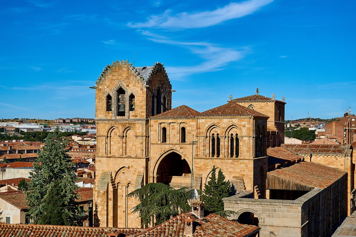 Ávila travel guide
