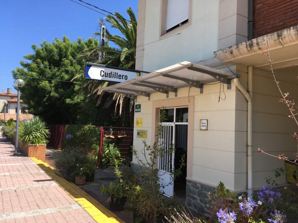 Cudillero station