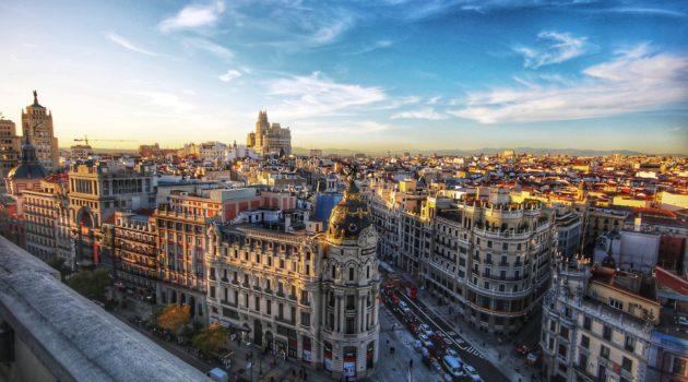 Best hostels in Madrid