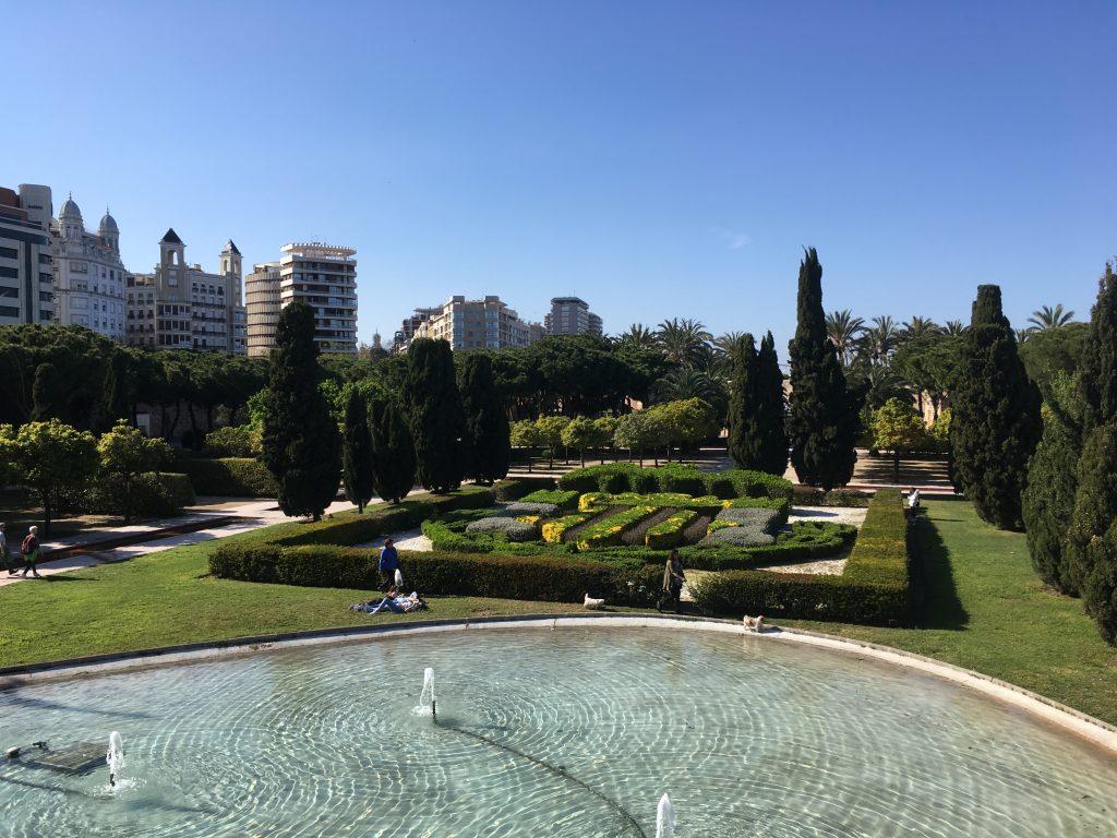 Jardin del Turía