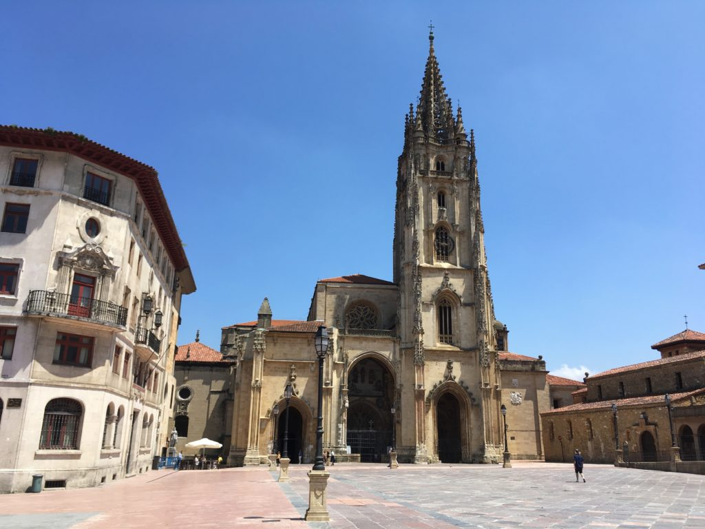 Sights and attractions in Oviedo