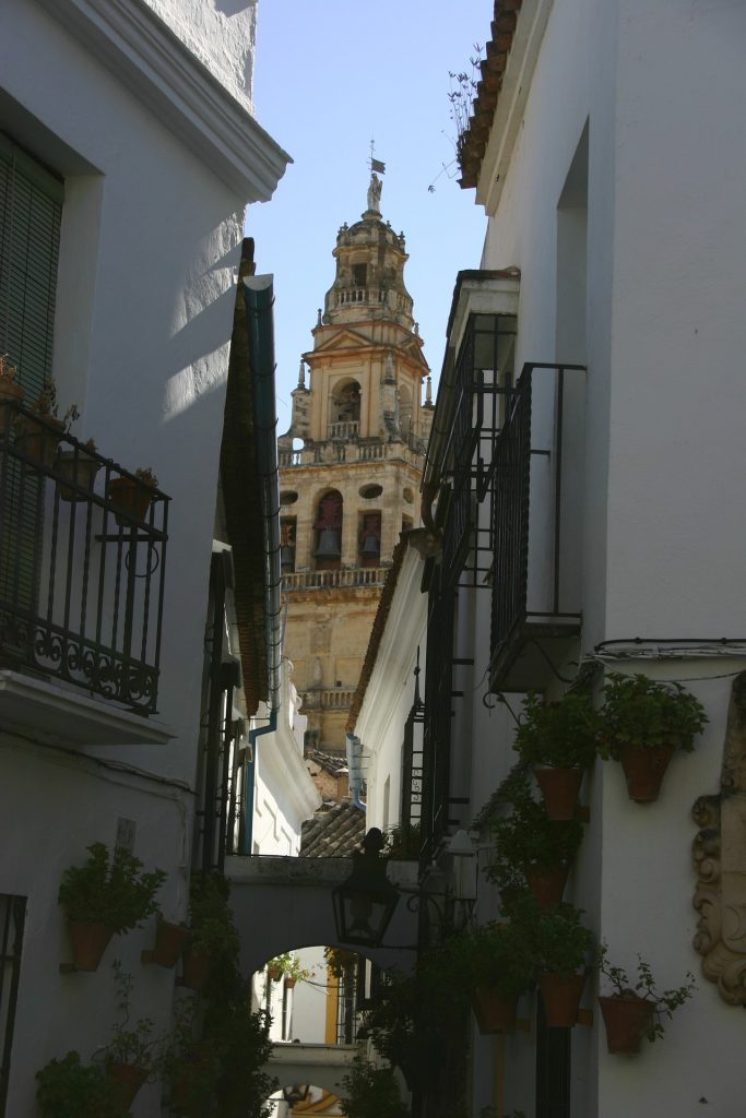 Cordoba old city